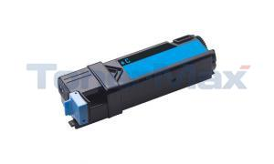 Compatible for DELL 2150CN TONER CARTRIDGE CYAN HY (331-0716)