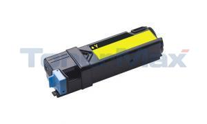 Compatible for DELL 2150CN TONER CARTRIDGE YELLOW HY (331-0718)
