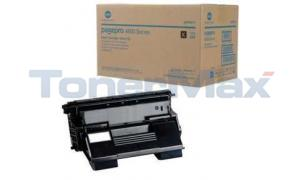 KONICA PAGEPRO 4650 TONER CARTRIDGE BLACK 10K (TYPE AM) (A0FN011)