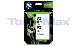 HP NO 92 93 INK CART CMYK COMBO PACK (C9513FN)