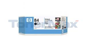 HP NO 84 DYE INK BLACK (C9430A)