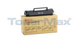 RICOH FAX 1700L TYPE 70 TONER CASSETTE BLACK (339473)