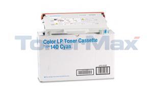 RICOH CL1000 TYPE 140 TONER CASSETTE CYAN (402071)