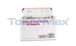 RICOH CL1000 TYPE 140 TONER CASSETTE MAGENTA (402072)