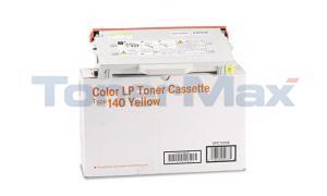 RICOH CL1000 TYPE 140 TONER CASSETTE YELLOW (402073)