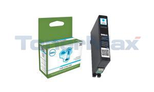 DELL 31 SERIES SINGLE USE INK CARTRIDGE CYAN (331-7691)