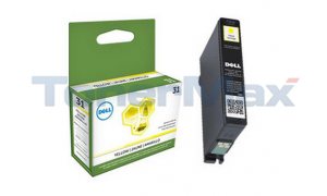 DELL 31 SERIES SINGLE USE INK CARTRIDGE YELLOW (331-7692)