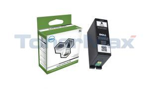 DELL 31 SERIES SINGLE USE INK CARTRIDGE BLACK (331-7689)