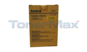 KONICA 8020/8031 TONER YELLOW (TN-302Y)