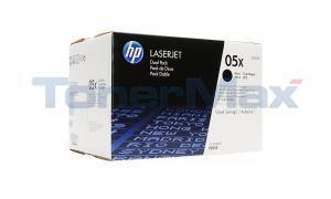 HP LASERJET CE505X PRINT CART BLACK DUAL PACK (CE505XD)