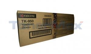 KYOCERA MITA KM-3650W TONER CARTRIDGE BLACK (TK-950)