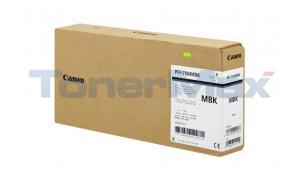 CANON PFI-706MBK INK TANK MATTE BLACK PIGMENT 700ML (6680B001)