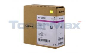 CANON PFI-306M INK TANK MAGENTA PIGMENT 330ML (6659B001)