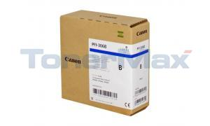 CANON PFI-306B INK TANK BLUE PIGMENT 330ML (6665B001)