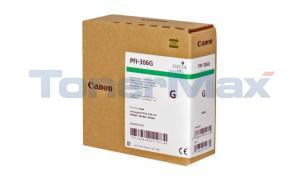 CANON PFI-306G INK TANK GREEN PIGMENT 330ML (6664B001)