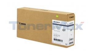 CANON PFI-706GY INK TANK GRAY PIGMENT 700ML (6690B001)