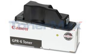 CANON GPR-6 TONER BLACK (6647A003)