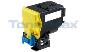 Compatible for KONICA MINOLTA MAGICOLOR 4750 TONER YELLOW HY (A0X5230)