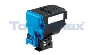Compatible for KONICA MINOLTA MAGICOLOR 4750 TONER CYAN HY (TYPE AM) (A0X5430)