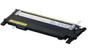 Compatible for SAMSUNG CLP-365W TONER CTG YELLOW (CLT-Y406S/XAA)