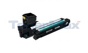 Compatible for KONICA MINOLTA MAGICOLOR 3730DN TONER YELLOW HY (TYPE AM) (A0WG07F)