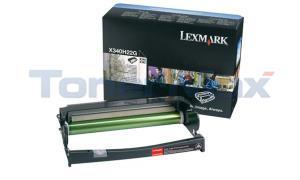 LEXMARK X340N PHOTOCONDUCTOR KIT BLACK (X340H22G)