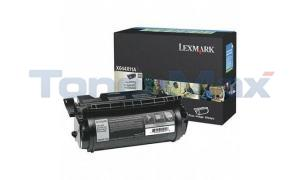 LEXMARK X644E RP PRINT CARTRIDGE BLACK 32K (X644X11A)