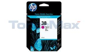 HP NO 38 VIVERA INK MAGENTA (C9416A)