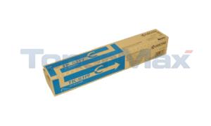 KYOCERA MITA TASKALFA 2550CI TONER KIT CYAN (TK-8319C)