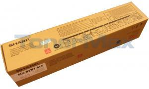 SHARP MX-6240N TONER CARTRIDGE MAGENTA (MX-62NT-MA)