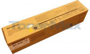SHARP MX-6240N TONER CARTRIDGE YELLOW (MX-62NT-YA)
