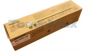 SHARP MX-6240N TONER CARTRIDGE BLACK (MX-62NT-BA)