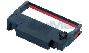Compatible for EPSON TM-U370 RIBBON BLACK AND RED 3M (ERC-38BR)