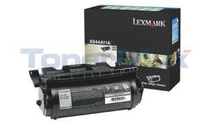 LEXMARK X644E RP PRINT CARTRIDGE BLACK 10K (X644A11A)