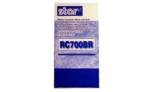 STAR MICRONICS SP-700 RIBBON BLACK/RED (RC-700BR)