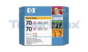HP DESIGNJET Z2100 NO 70 INK LIGHT MAGENTA (CB346A)