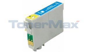 Compatible for EPSON STYLUS WORKFORCE 630 INK CART CYAN HY (T126220)