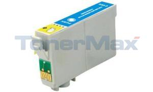 Compatible for EPSON STYLUS NX625 INK CARTRIDGE CYAN (T125220)