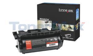 LEXMARK X644E PRINT CTG BLACK 10K (X644A21A)