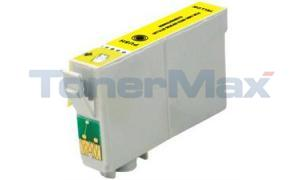 Compatible for EPSON STYLUS NX625 INK CARTRIDGE YELLOW (T125420)