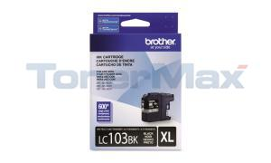 BROTHER MFC-J4410DW INK CARTRIDGE BLACK HY (LC-103BK)