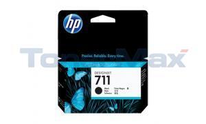 HP NO 711 INK CARTRIDGE BLACK 38ML (CZ129A)