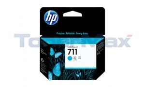 HP NO 711 INK CARTRIDGE CYAN 29ML (CZ130A)