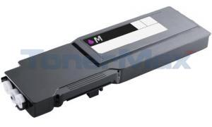 Compatible for DELL C3760N TONER CARTRIDGE MAGENTA 9K (331-8431)