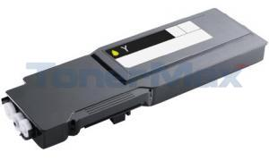 Compatible for DELL C3760N TONER CARTRIDGE YELLOW 9K (331-8430)