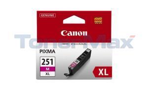 CANON CLI-251XL INK TANK MAGENTA (6450B001)