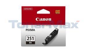CANON CLI-251BK INK TANK BLACK (6513B001)