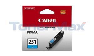 CANON CLI-251C INK TANK CYAN (6514B001)