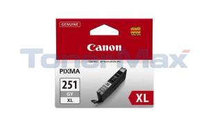 CANON CLI-251XL INK TANK GRAY (6452B001)