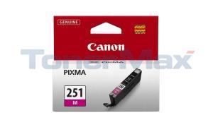 CANON CLI-251M INK TANK MAGENTA (6515B001)